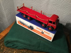 1947 Dinky foden boxed  For Sale