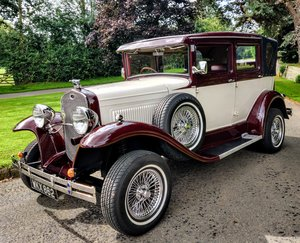 2001 Badsworth Landaulette Wedding Car For Sale