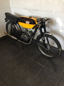 1970 Malanca 50cc ~ Superb Bike.