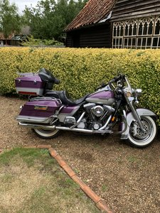 1995 Harley Road King FFLS touring classic