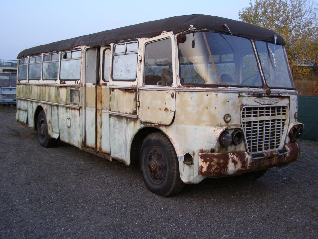 1967 Ikarus 630 For Sale (picture 1 of 6)