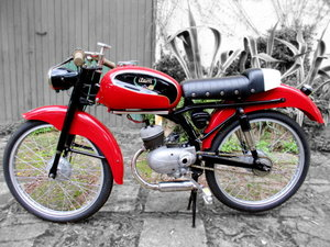 1958 ITOM ASTOR SPORT 50 () RESTORED