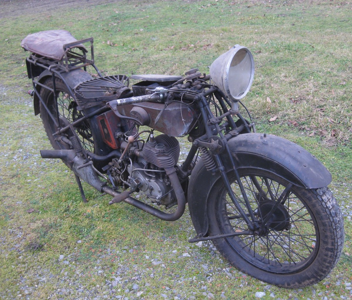 1927 Automoto 350 entretube For Sale (picture 1 of 4)