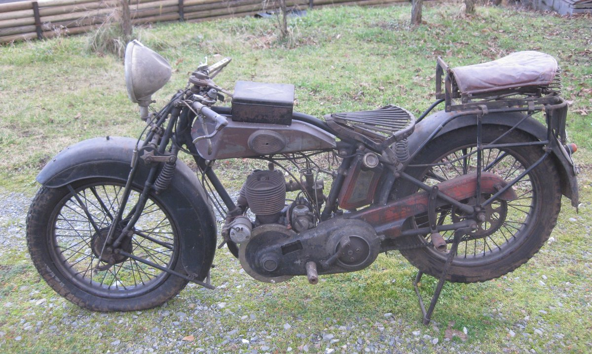 1927 Automoto 350 entretube For Sale (picture 3 of 4)