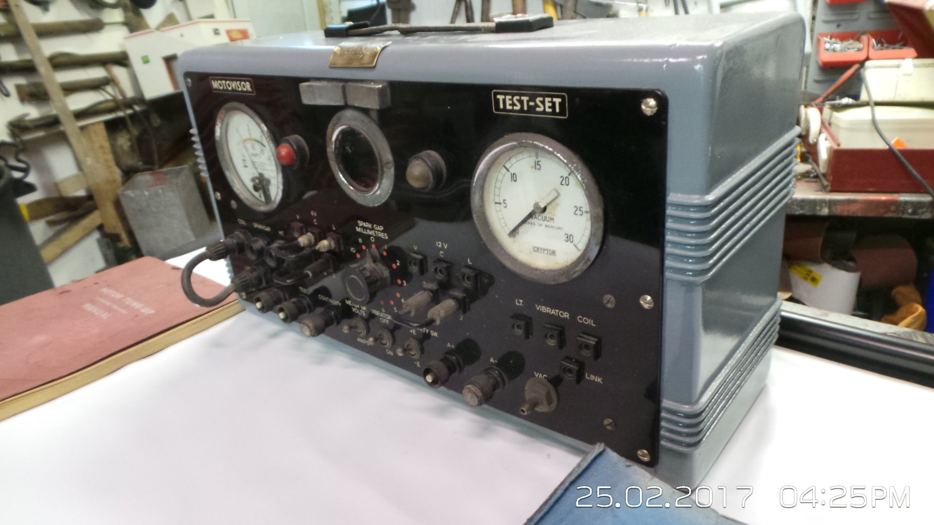 Crypton engine tuner For Sale (picture 4 of 4)