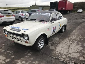1973 Ford escort mexico - good condition