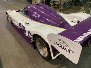 1991 AGUAR XJR11 GROUP C RACE CAR For Sale by Auction