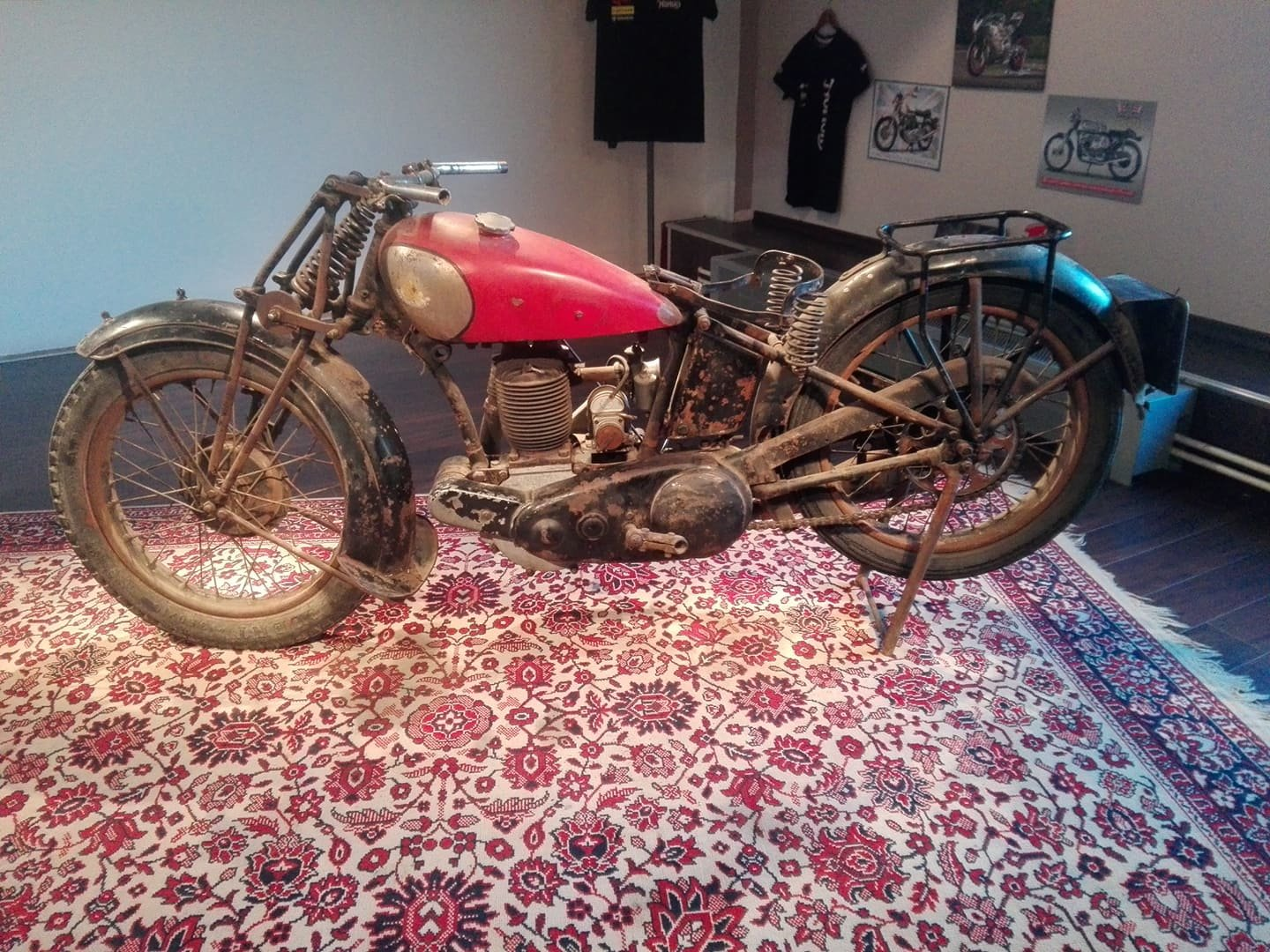 1929 OK Supreme 500cc For Sale (picture 2 of 6)