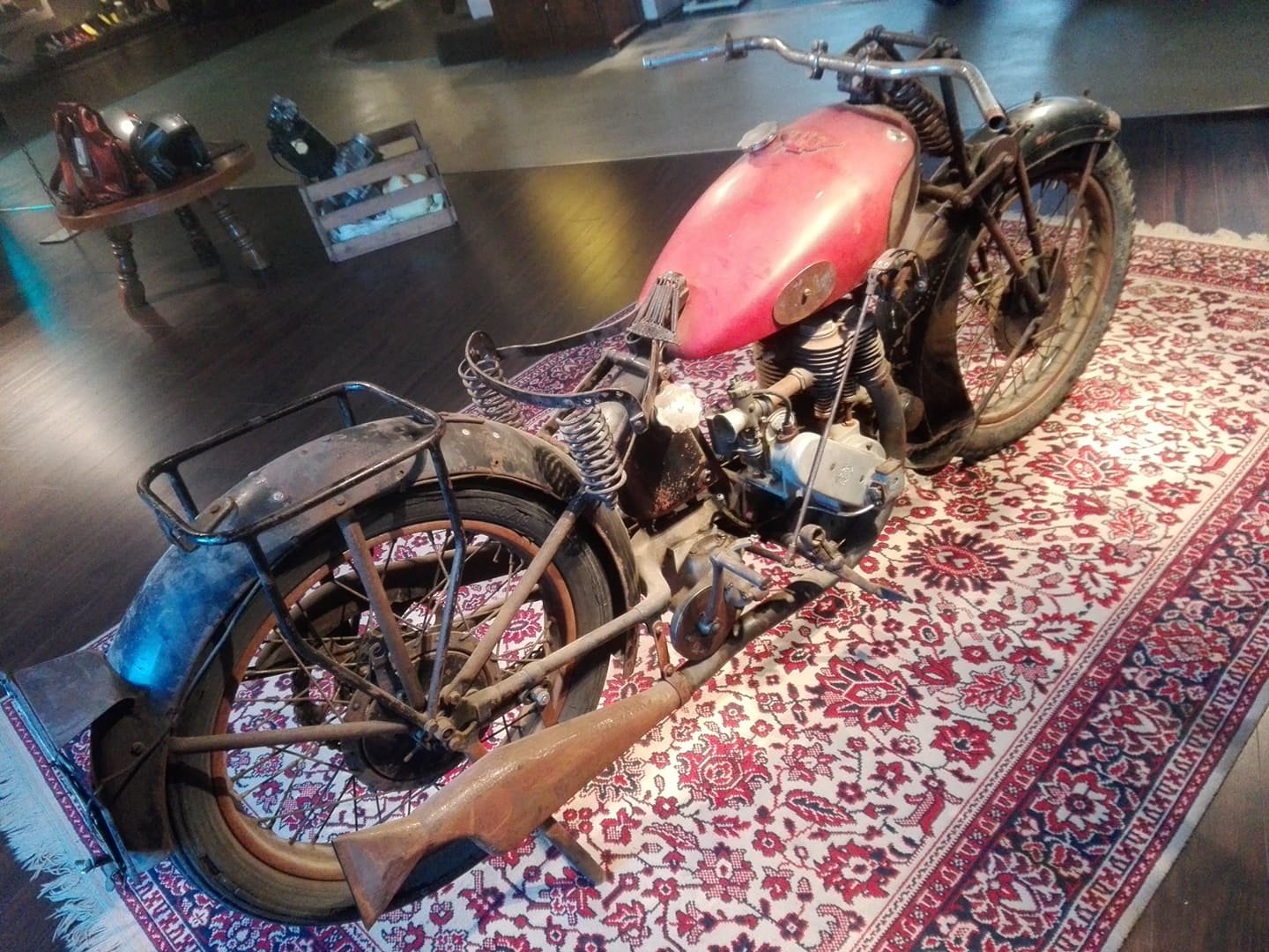 1929 OK Supreme 500cc For Sale (picture 3 of 6)