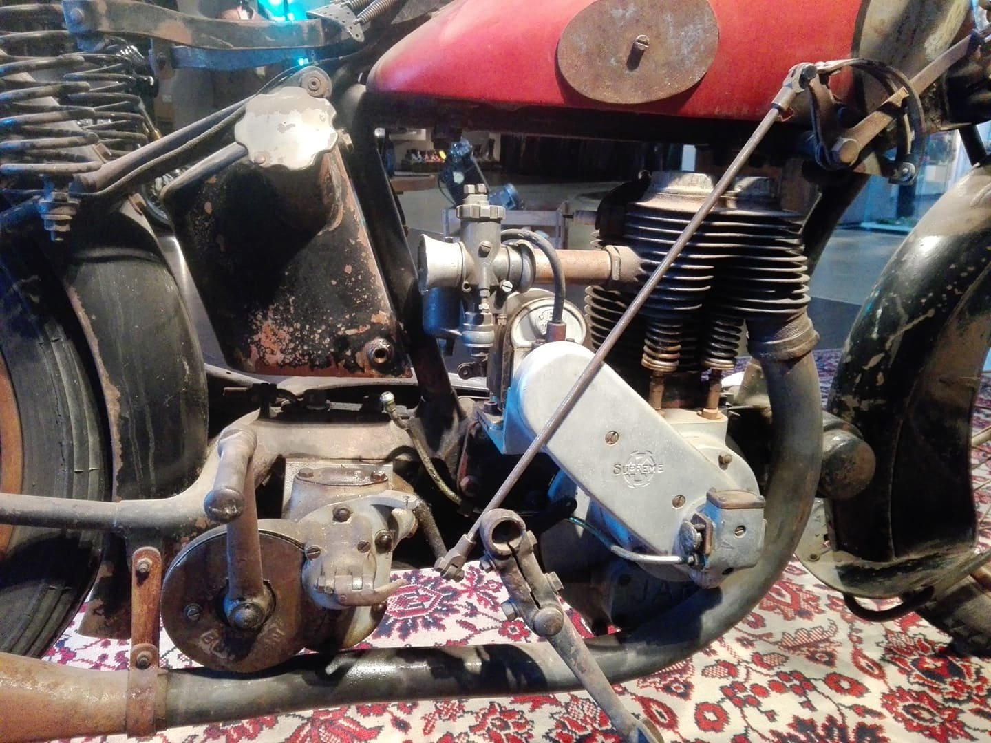 1929 OK Supreme 500cc For Sale (picture 6 of 6)