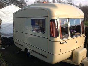 1969 Viking fibre line caravan , classic , vintage
