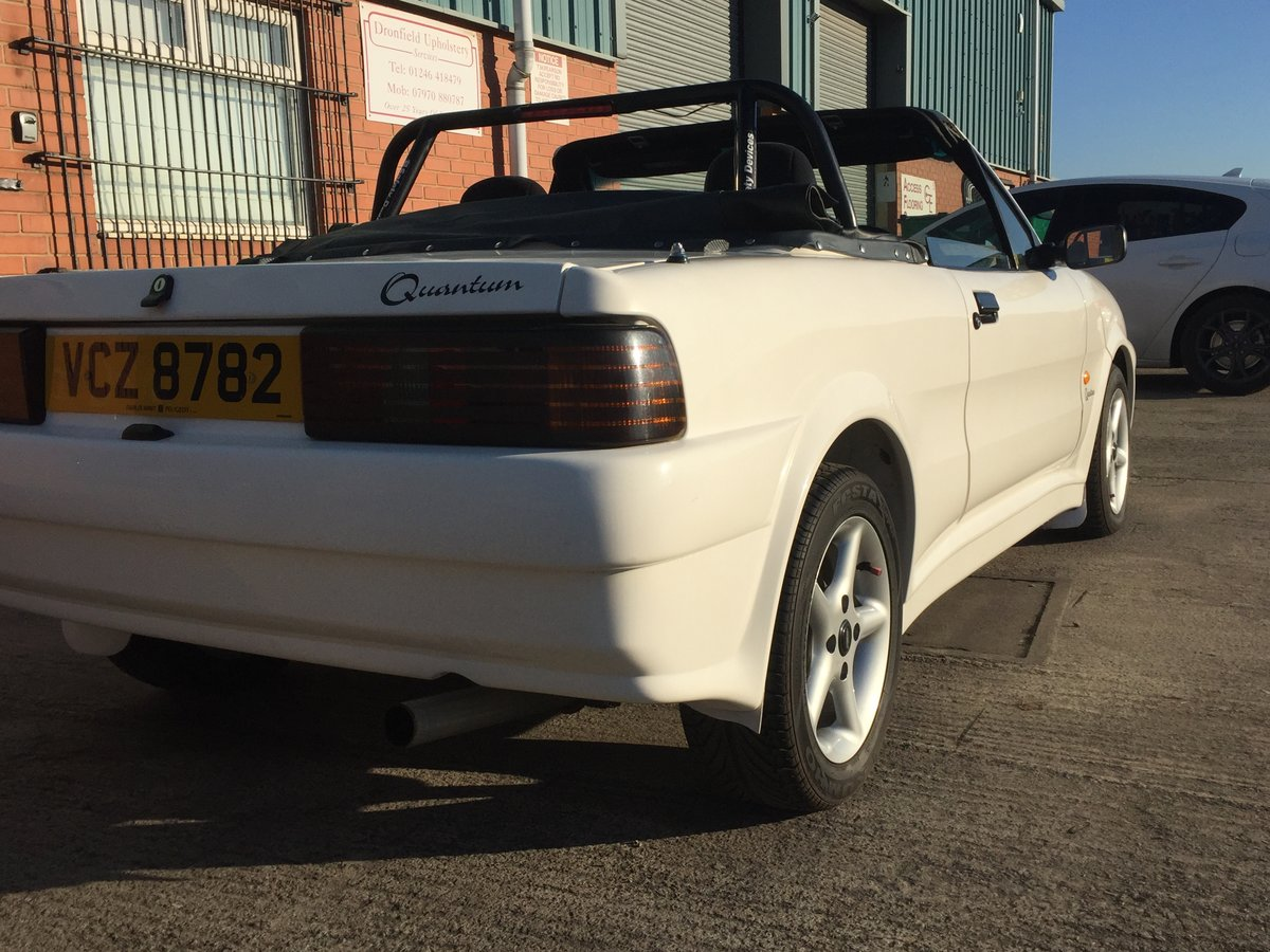1989 Quantum 1600 Sport... Fiesta XR2 Based .. For Sale (picture 5 of 6)