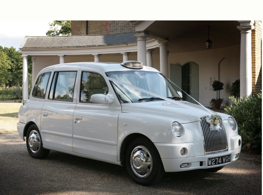 2000 Wedding fairway taxi TX1 For Sale (picture 1 of 6)