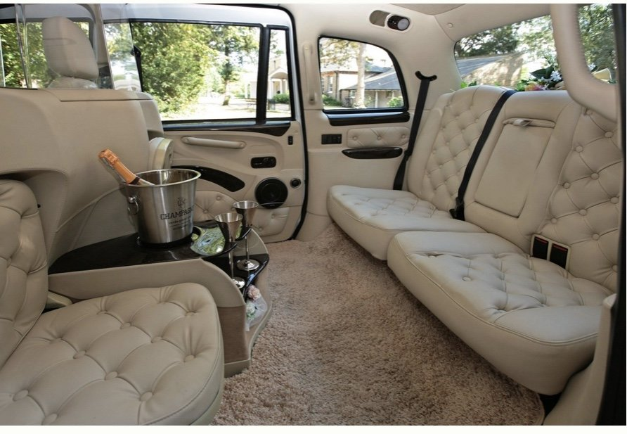 2000 Wedding fairway taxi TX1 For Sale (picture 3 of 6)