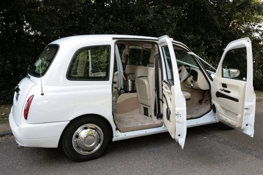 2000 Wedding fairway taxi TX1 For Sale (picture 5 of 6)