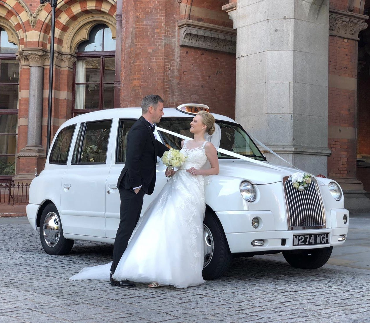 2000 Wedding fairway taxi TX1 For Sale (picture 6 of 6)