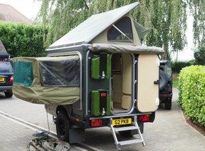 2005 Jurgen Oryx off-road classic expedition caravan For Sale