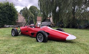 1966 Johnny Walker JW4 Single seater racing car