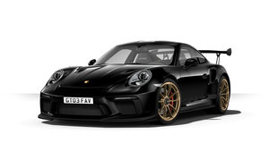 GT03FAV Private Number Plate Porsche 911 GT3 GT3RS