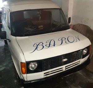 1980 Ford Transit Mk2