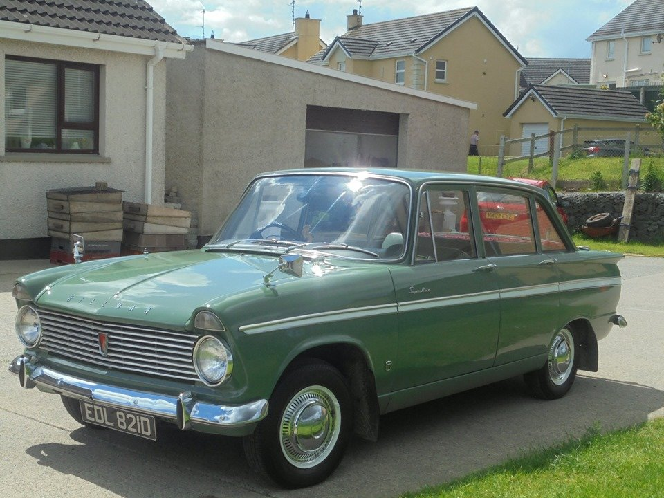 Hillman super minx lovely car. 1966 SOLD (picture 3 of 6)
