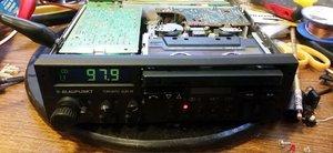 Classic car radio service and repair specialist