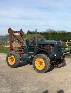 1956 Latil H14TL10 Timber Tractor