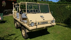 1965 Steyr Puch Haflinger SWB Tax Exempt 4x4 For Sale