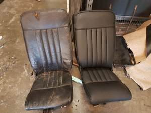 Classic auto interiors restoration service