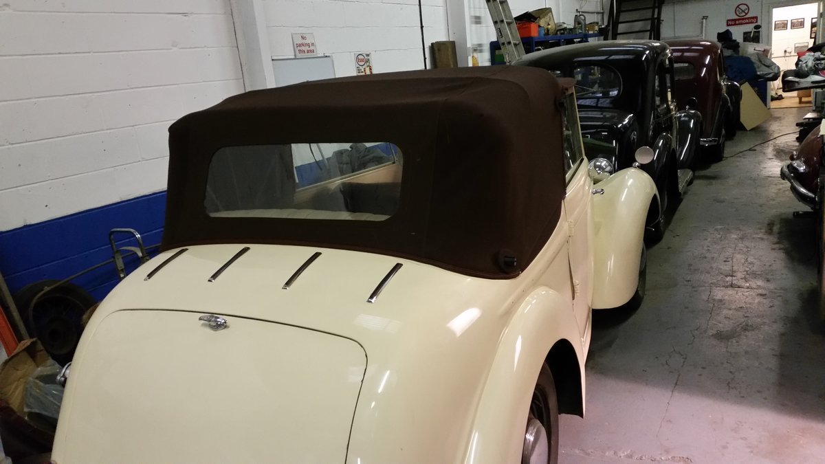 Classic auto interiors restoration service  (picture 4 of 5)