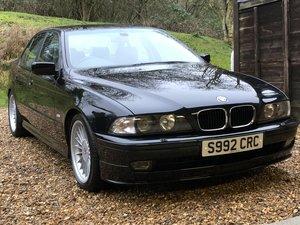 1998 Bmw Alpina b10 3.2 manual e39
