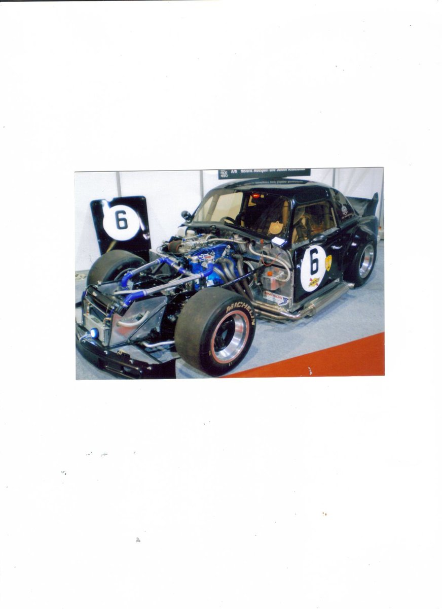 1963 Historic Turner Ford Mk11 Sports Race Car VUD 701 Cosworth For Sale (picture 4 of 6)