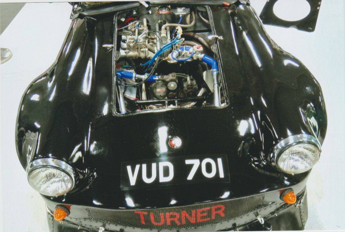 1963 Historic Turner Ford Mk11 Sports Race Car VUD 701 Cosworth For Sale (picture 6 of 6)