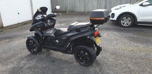 Quadro 4 scooter with just 220 miles. Immaculate