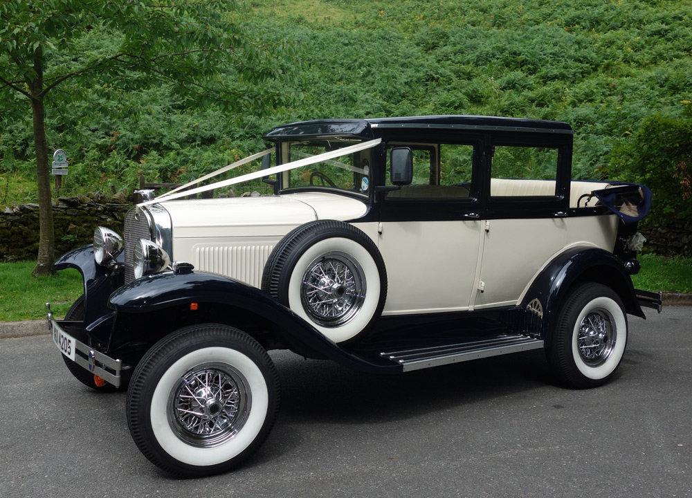 2003 VMC Landaulette Wedding Car For Sale (picture 1 of 6)