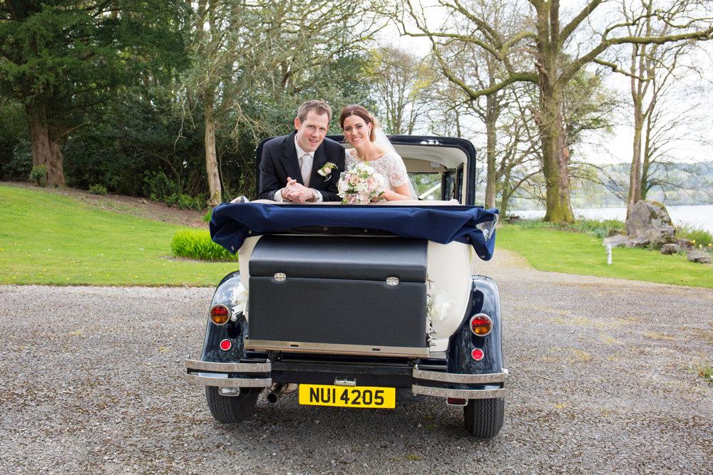 2003 VMC Landaulette Wedding Car For Sale (picture 3 of 6)