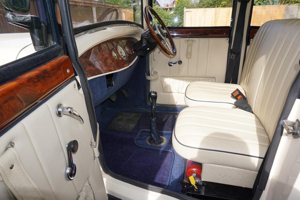 2003 VMC Landaulette Wedding Car For Sale (picture 6 of 6)