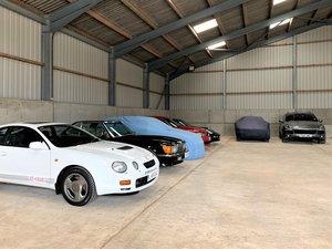 Classic Car Storage Buckinghamshire