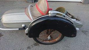 1954 Steib s350 Sidecar