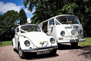 1970 Vw bay window campervan ( wedding potential)