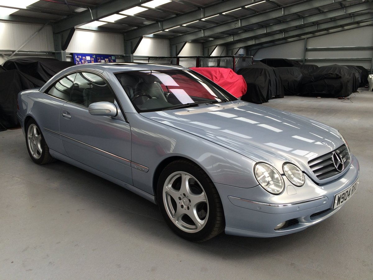 2000 Stunning CL600 SOLD (picture 1 of 6)