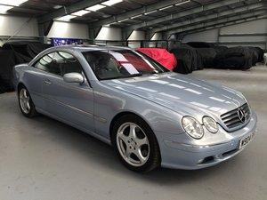 2000 Stunning CL600
