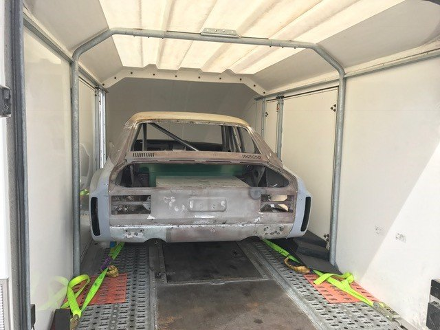 Classic Car Transport  (picture 4 of 6)