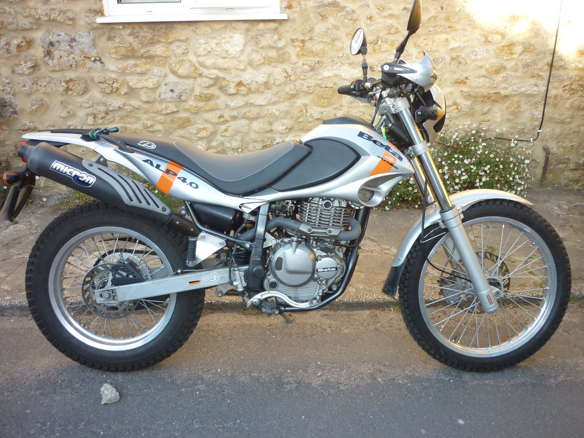 2003 BETA Alp 4.0 Enduro, low mieage, excellent, extras SOLD (picture 1 of 6)