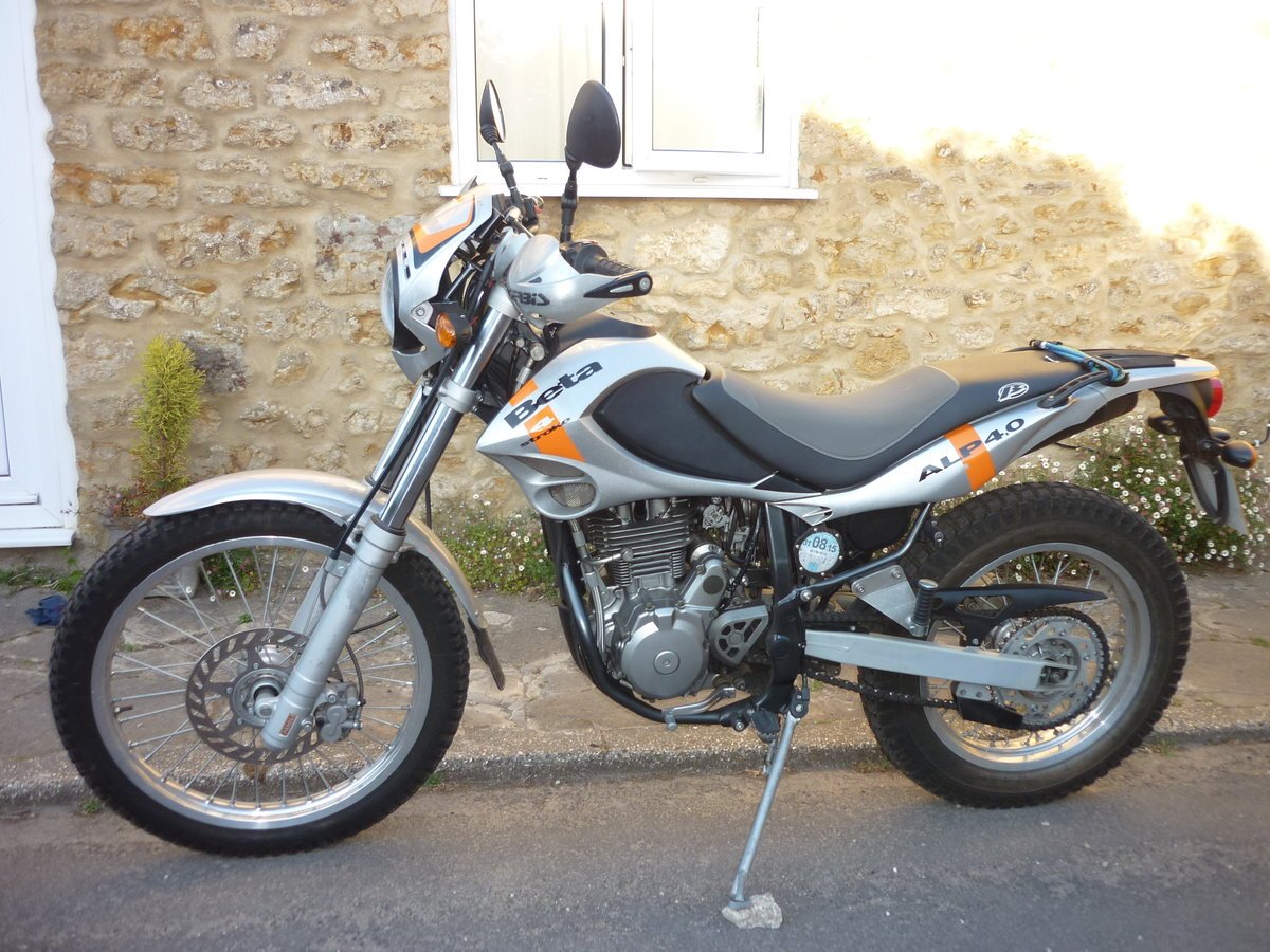 2003 BETA Alp 4.0 Enduro, low mieage, excellent, extras SOLD (picture 2 of 6)