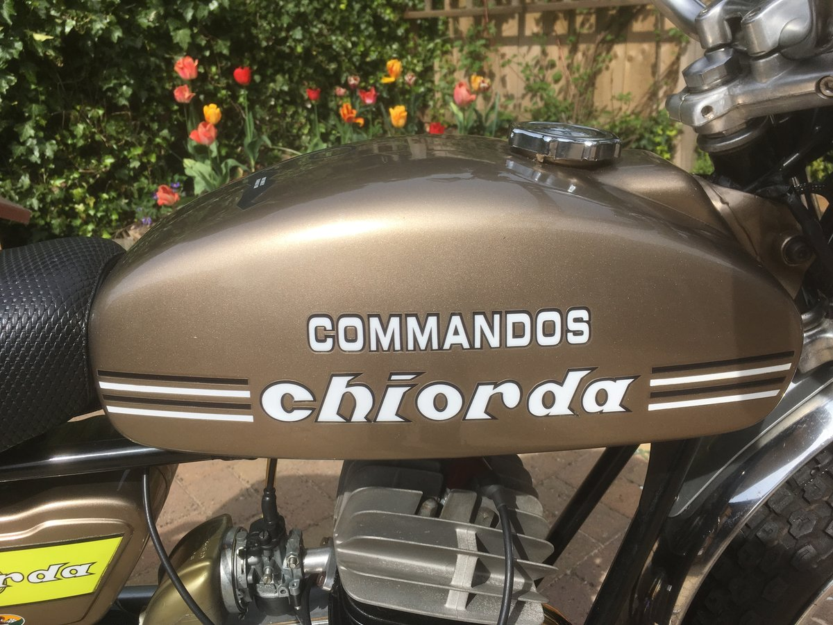 1974 Chiorda Commandos got 50 For Sale (picture 2 of 6)