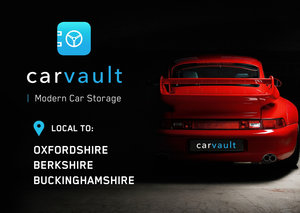 Secure Classic Car Storage for the Modern Day