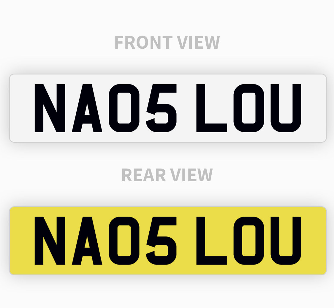 NA05 LOU For Sale (picture 1 of 1)