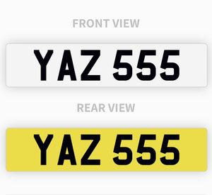 YAZ 555