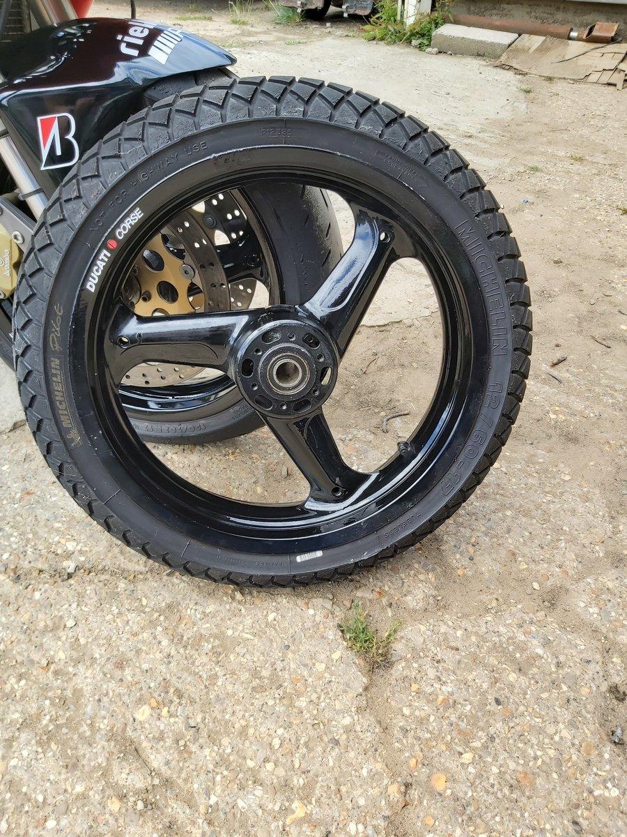2000 Ducati 916 track bike For Sale (picture 3 of 6)